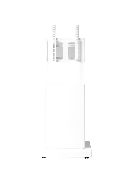 SDS デジタルサイネージスタンド 32インチ用 白エコノミータイプ