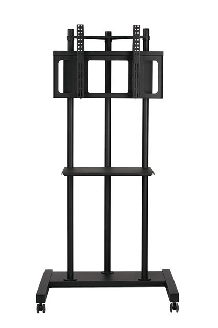 SDS 【直送限定・代引不可】移動式テレビスタンド(26〜55インチ用)〜50kg
