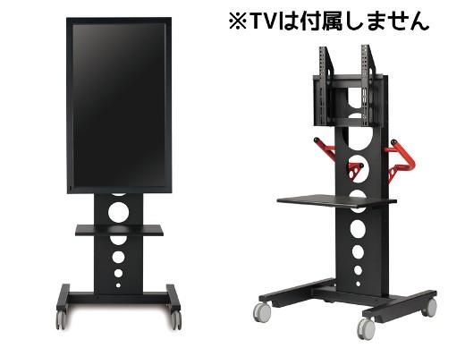 SDS 【直送限定・代引不可】モニタワー32〜52インチ 〜50kg