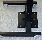 SDS モニタワー用アンカー固定用金具 MS-AL21