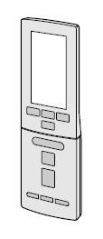 SHARP 【部品】シャープ エアコン リモコン 2056380809