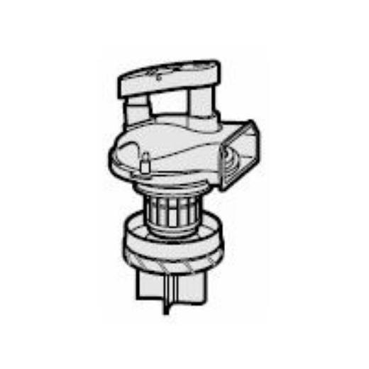 SHARP サイクロンクリーナー用 カップカバー 2171370126