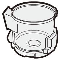 SHARP EC-VX210用ダストカップ(217 137 0265) 2171370265