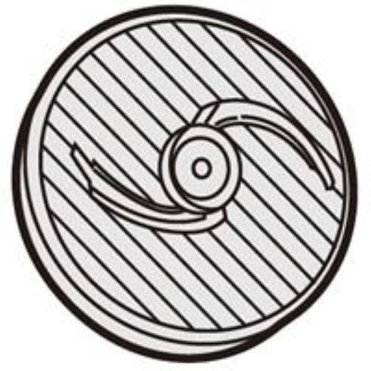 SHARP EC-VX500-R用 2173370481代替品 2173370489