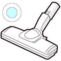 SHARP EC-QX310-G対応吸込口<グリーン系>(217 935 1021) 2179351021