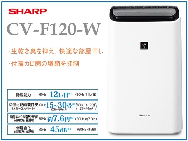 CV-F120-W