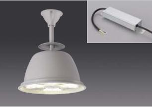SHARP LED高照度照明 高天井ビーム角60°電源別DLYPH02 or 04 光束20000lm DL-EH201N