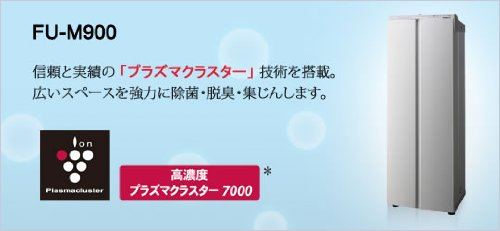 SHARP 業務用空気清浄機高濃度プラズマクラスター