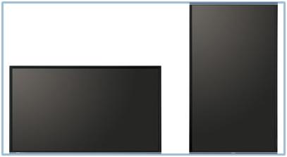 SHARP 80インチ 薄型・豊富な入力端子 長時間運用向け