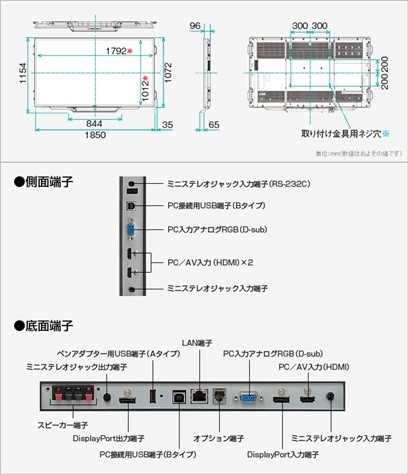 PN-L803C補足画像