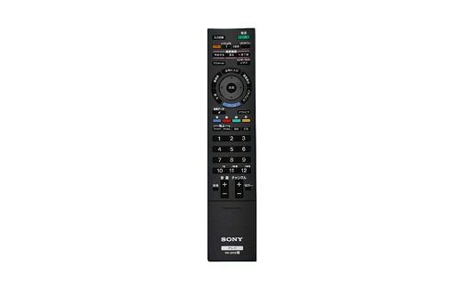 SONY ブラビア EX300・EX700・EX710シリーズ対応リモコンRM-JD018
