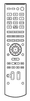 SONY 【部品】リモコン RM-AAU177