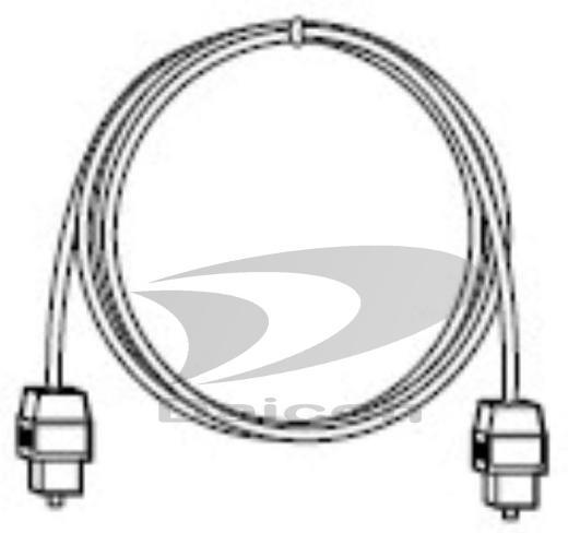 SONY 【部品】光デジタル音声コード2.5m(テレビ接続用)