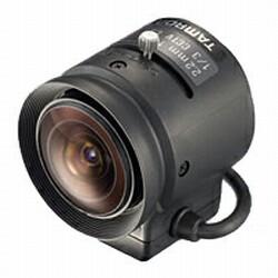 SONY 1/3型カメラ用固定焦点レンズ