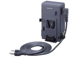 SONY 充電も可能なカムコーダー用ACアダプター