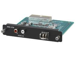 SONY BRC-H700用光ファイバーケーブル接続カード