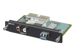 SONY 光ファイバーケーブル接続カード