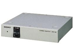 SONY DXC-107A/950/990/9000、AVC-D5/D7をAC電源で動作させるためのカメラアダプター