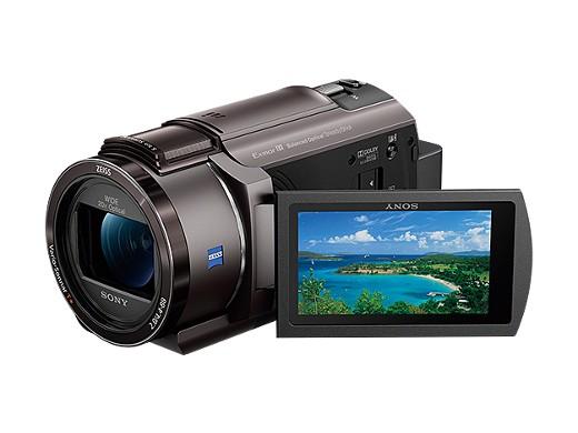 SONY デジタル4Kビデオカメラレコーダー FDR-AX40-TI