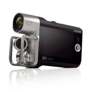 SONY ライブの空気感まで、リアルに収録。デジタルHDビデオカメラレコーダー