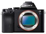 SONY 35mmフルサイズセンサー搭載のデジタル一眼