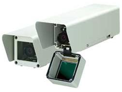 SONY 脱落防止装置付屋外用小型カメラハウジング