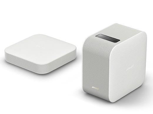 SONY ポータブル超短焦点プロジェクター