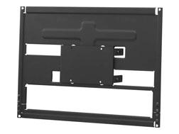 SONY 20型モニターをEIA19インチラックにマウントするためのマウンティングブラケット