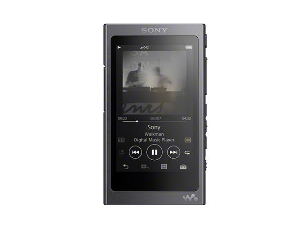 SONY ウォークマンAシリーズ[16GB]