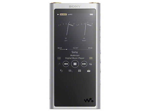 SONY 高音質を追求したハイレゾウォークマン WM1シリーズ
