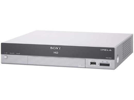 SONY 1年間の保守サービス付簡単操作ビデオ会議システム