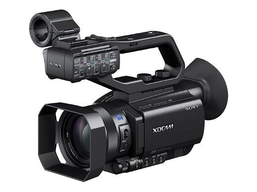 SONY AVCHD/DV記録可能 XDCAMメモリーカムコーダー