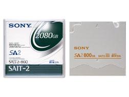 SONY SAIT-2データカートリッジ