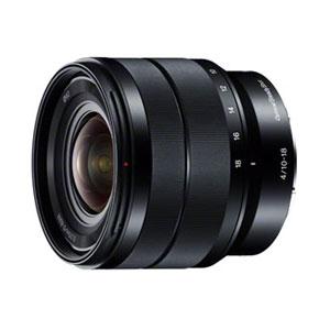 SONY デジタル一眼カメラ「α」[Eマウント]用レンズ