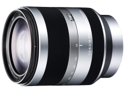 SONY E18-200mm F3.5-6.3 OSS