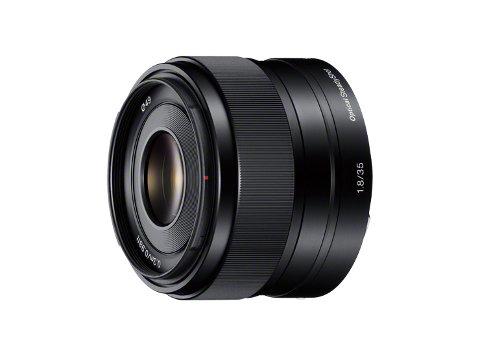 SONY Eマウント規格対応小型ボディ単焦点レンズ