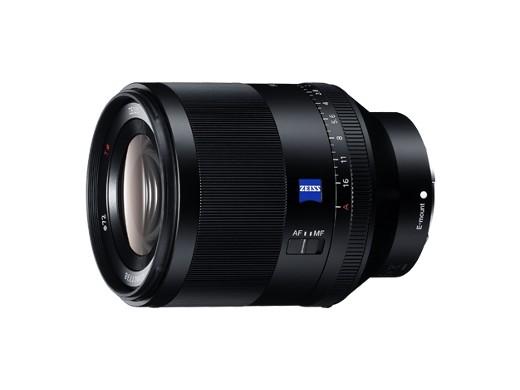 SONY αEマウント用レンズ Planar T* FE 50 mm F1.4 ZA