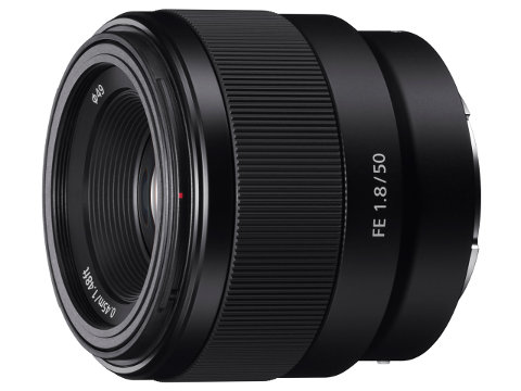 SONY 35mmフルサイズEマウント対応標準単焦点レンズ