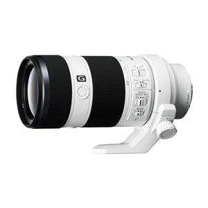 SONY α Eマウント望遠ズームレンズ70-200mm F4