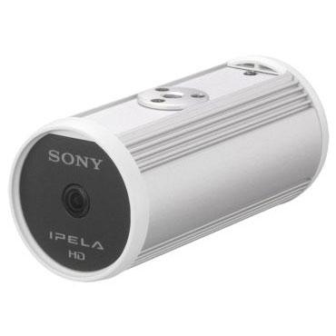 SONY デザイン性に優れたコンパクトネットワークカメラ