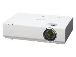 SONY 3100lm WXGA 1.6倍ズーム プロジェクター
