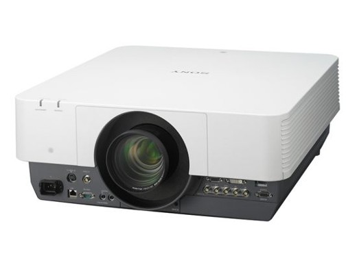 SONY 標準レンズ付 7000lm WUXGA 600型まで対応