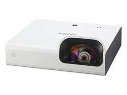 SONY 80型スクリーンに約75cmで投写短焦点 XGA 3300lm