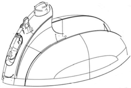 TOSHIBA TA-FVX910(N)シャンパンゴールド用カセットタンク 30020388