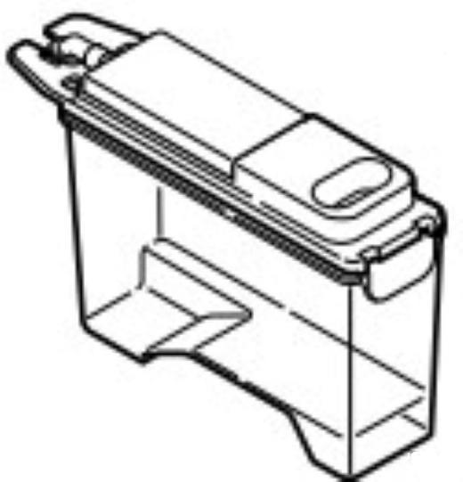 TOSHIBA GR-E43N他対応冷蔵庫給水タンク一式 44073669