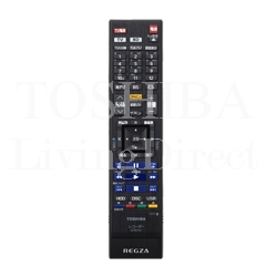 TOSHIBA REGZA DBR-M490用リモコン SE-R0433