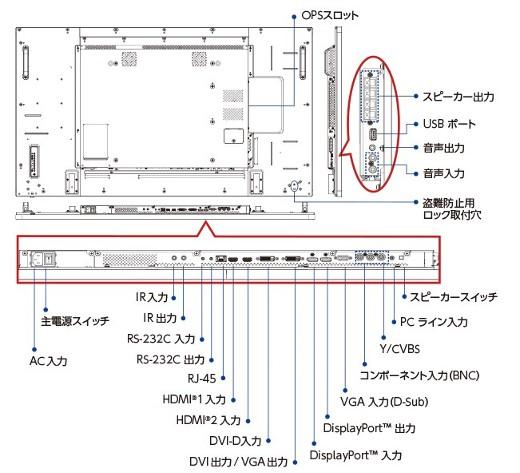 TD-Z553補足画像