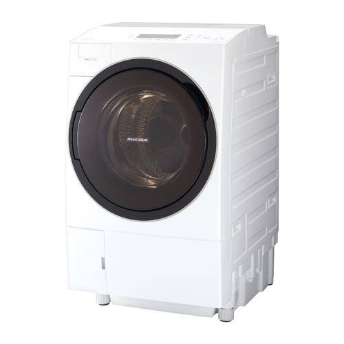 TOSHIBA ドラム式洗濯乾燥機 TW-117V3R-W
