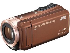 VICTOR 長時間バッテリー&32GBメモリー内蔵ビデオカメラ