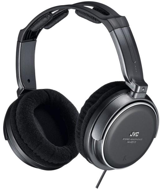 VICTOR 映画や音楽の再生に適したインドア用ヘッドホン HA-RZ510